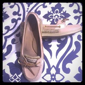 Lightly worn Sperry Top-Sider shoes